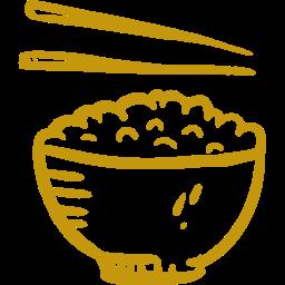 icône riz