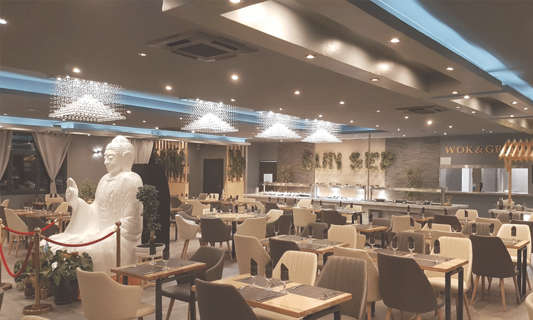 Sun sep restaurant spécialités asiatiques à beynost