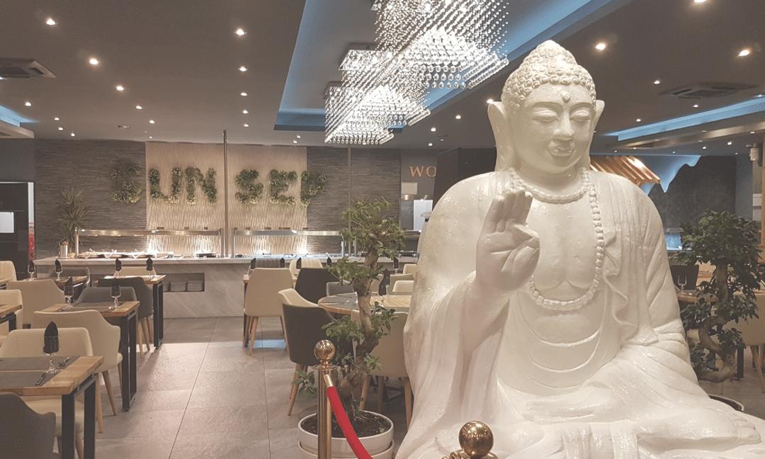 Sun sep Buddha restaurant asiatique Beynost Lyon