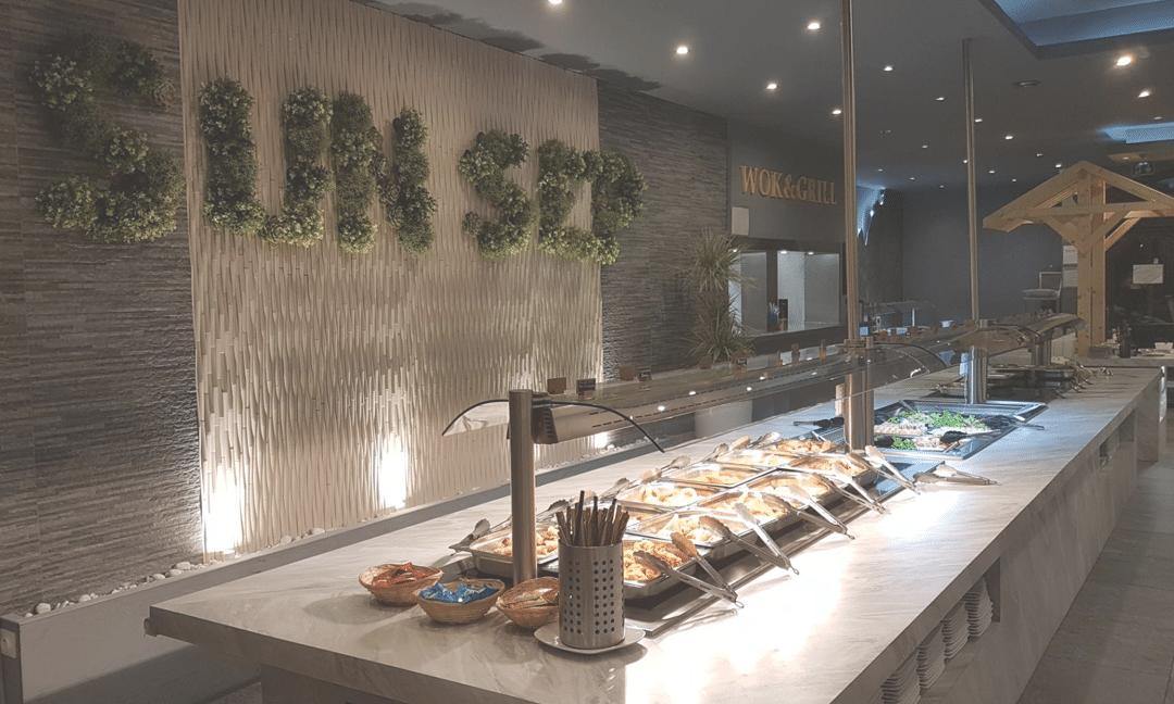 Sun sep buffet à volonté asiatique Beynost Lyon